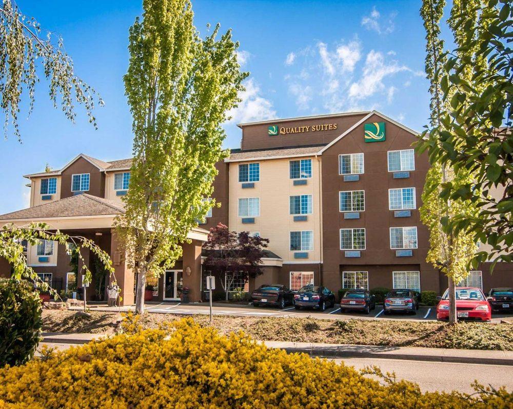 Quality Suites: 5188 Wittenberg Lane NE, Keizer, OR