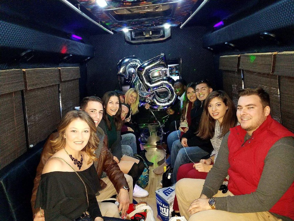 Ambassador Limo & Party Bus: 225 US Hwy 46, Totowa, NJ