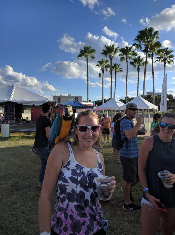 Curtis Hixon Waterfront Park: 600 N Ashley Dr, Tampa, FL