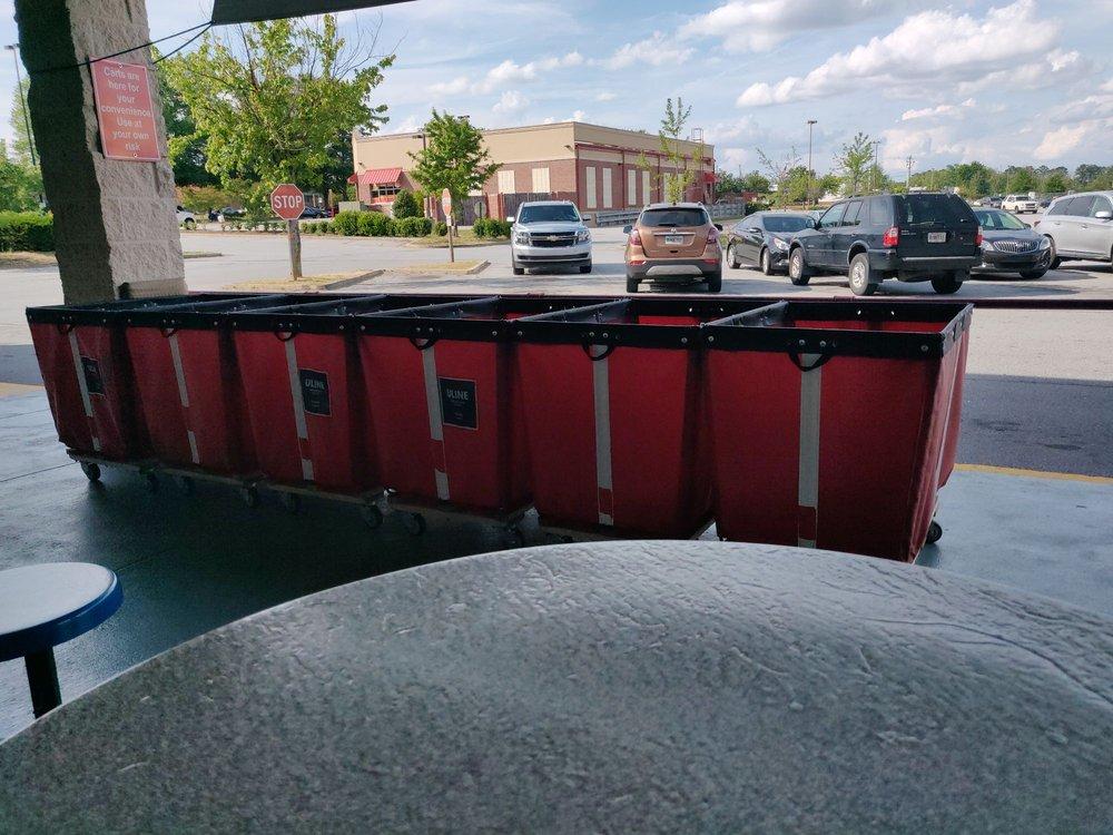 Kwik Wash: 909 Glynn St N, Fayetteville, GA