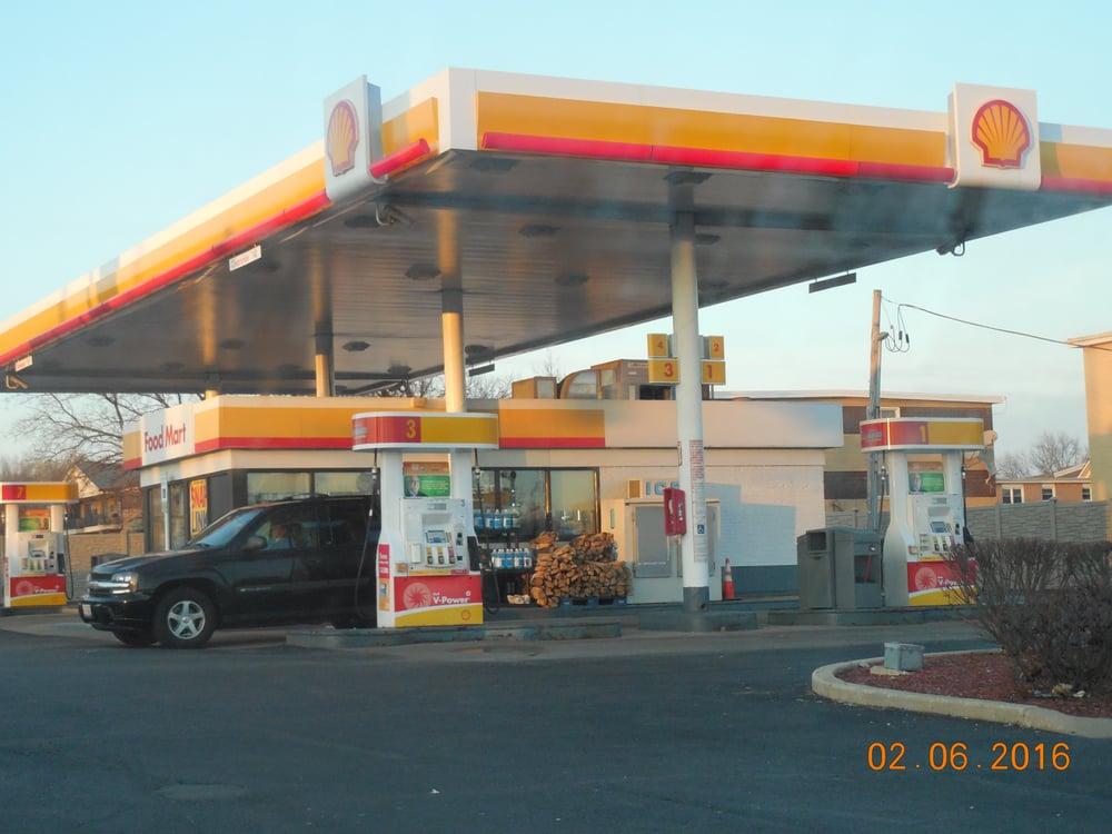 benzinai shell vicenza - photo#10
