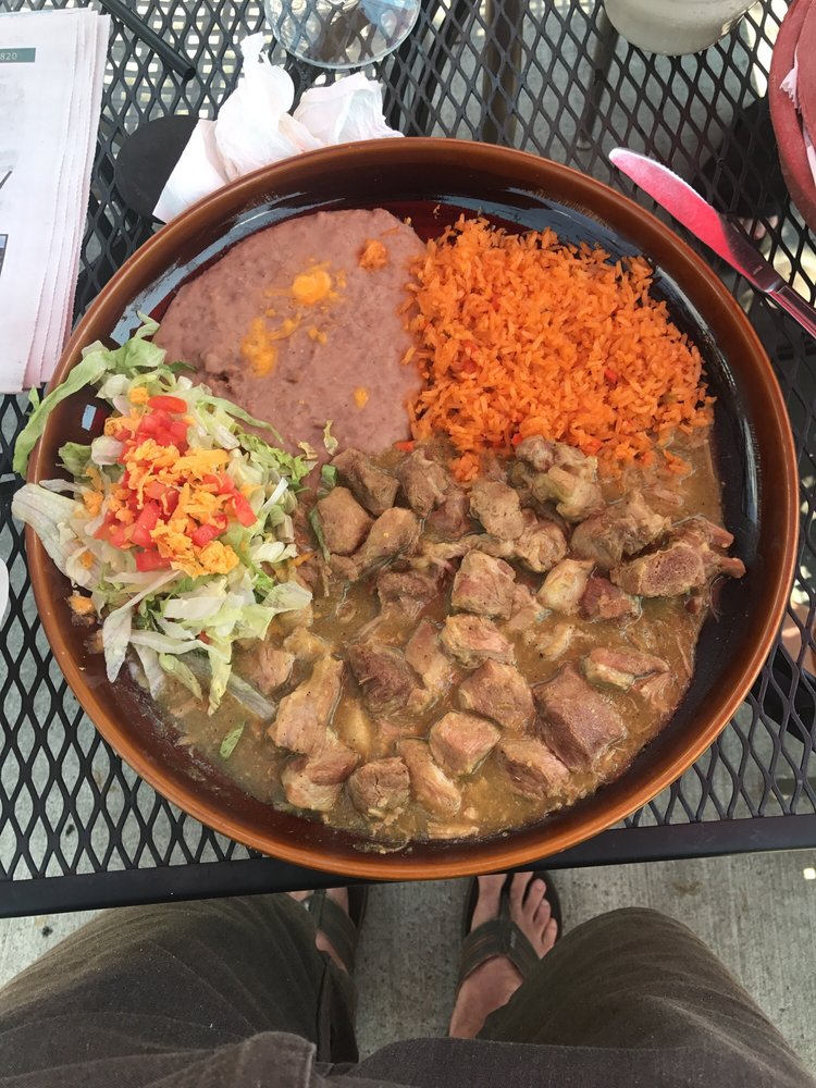 Food from Three Amigos Mexican Restaurant & Cantina