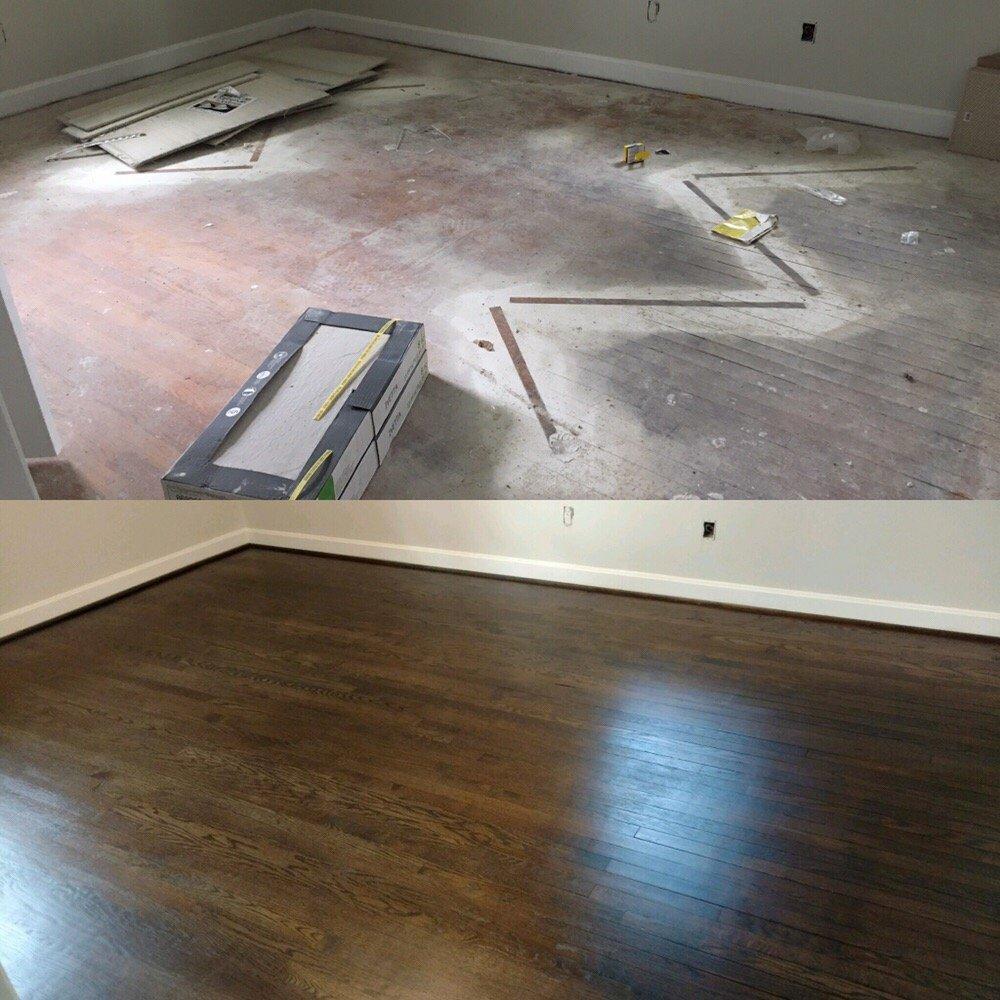 Its all wood hardwood floors 103 foton golvl ggare for Wood flooring columbia sc