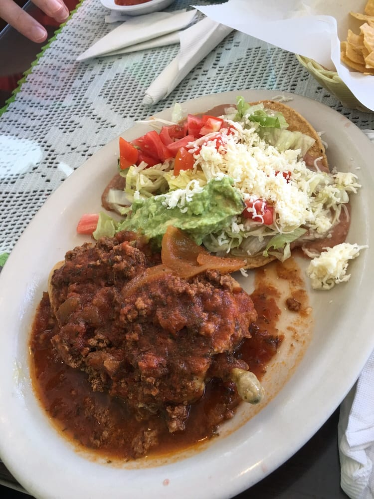 SLP Mexican Grill: 535 Atomic Rd, North Augusta, SC