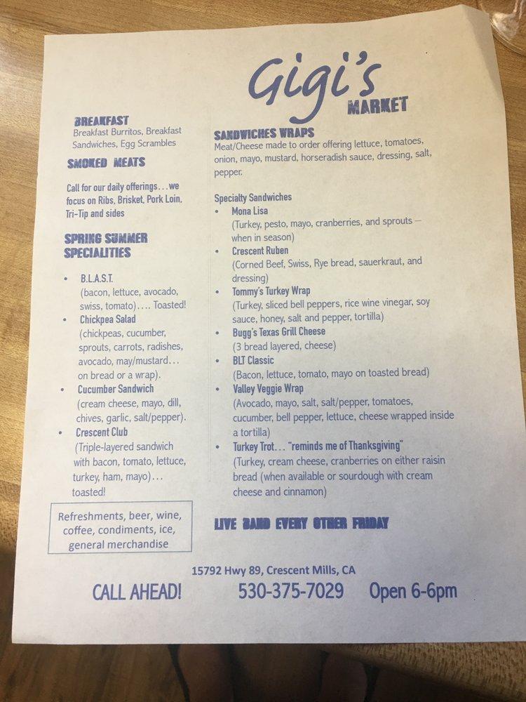 Gigi's Market