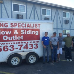 Photo Of Window Siding Outlet Loveland Co United States Our Workers