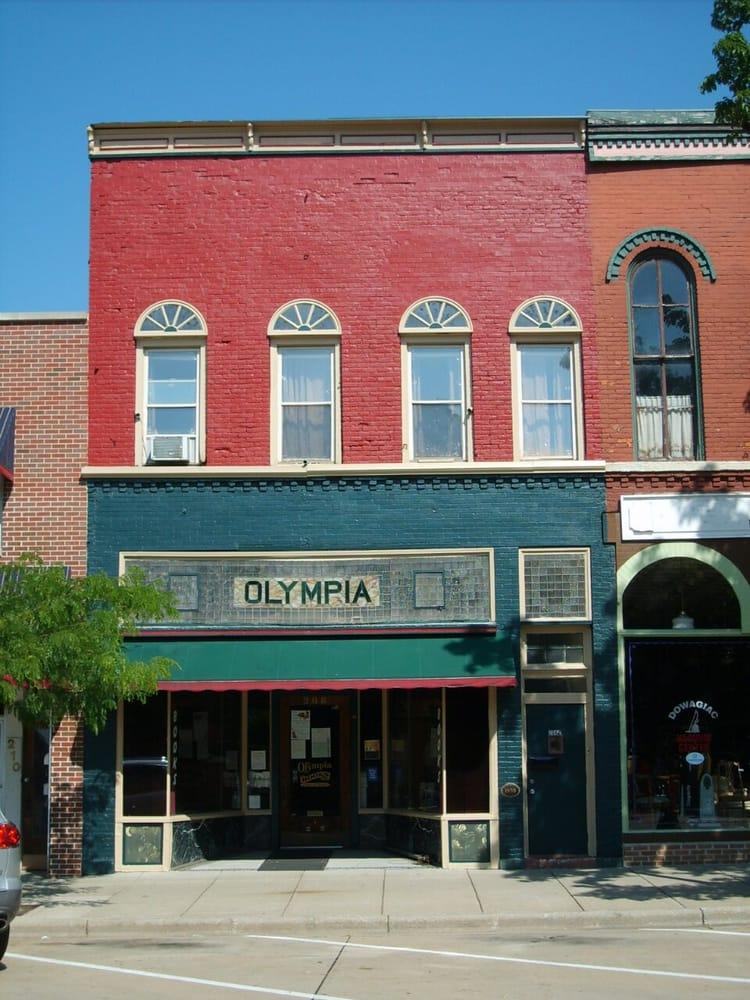 Olympia Books: 208 S Front St, Dowagiac, MI