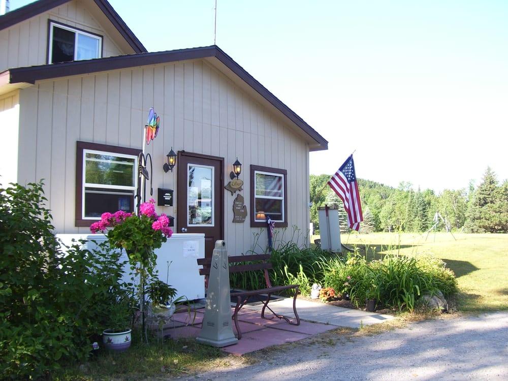 Sturgeon Valley Campground: 15247 Trowbridge Rd, Wolverine, MI