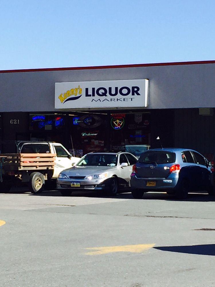Kenny's Liquor Market