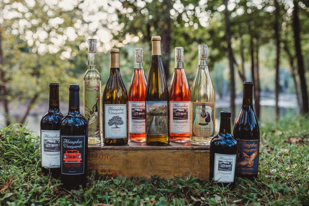 Social Spots from Abingdon Vineyards