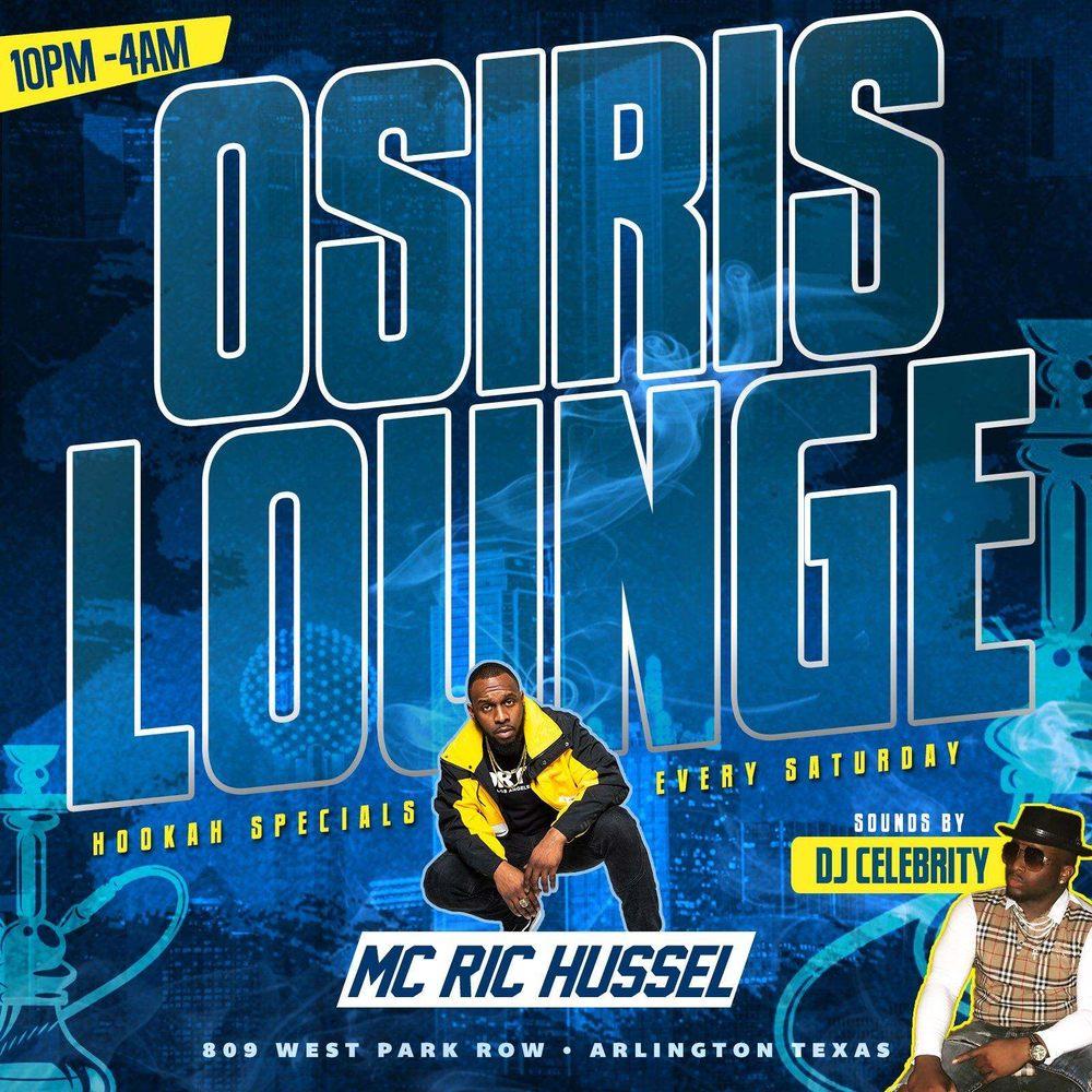 Osiris Lounge: 809 W Park Row Dr, Arlington, TX