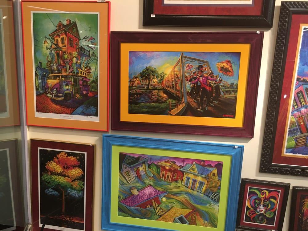 Terrance Osborne framed prints by Cody Walsh - Yelp