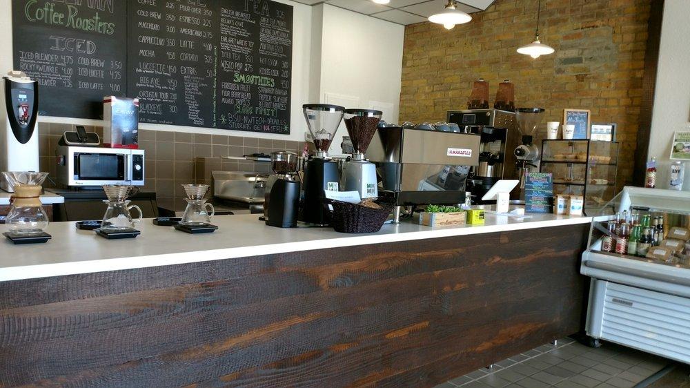 Wollman Coffee Roasters: 1426 Bemidji Ave N, Bemidji, MN
