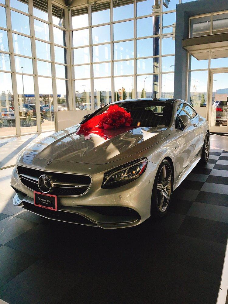 Soon yelp for Mercedes benz of bellevue