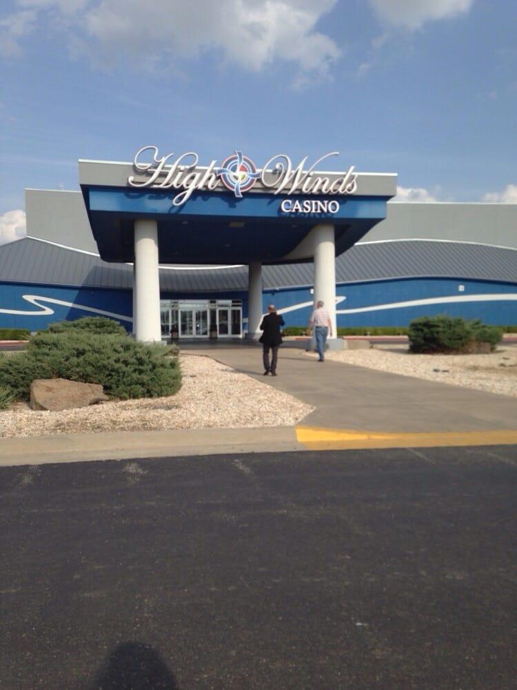 High winds casino + miami ok gambling busts