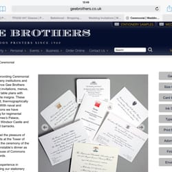 Gee brothers printing photocopying 221 st johns hill clapham photo of gee brothers london united kingdom reheart Choice Image