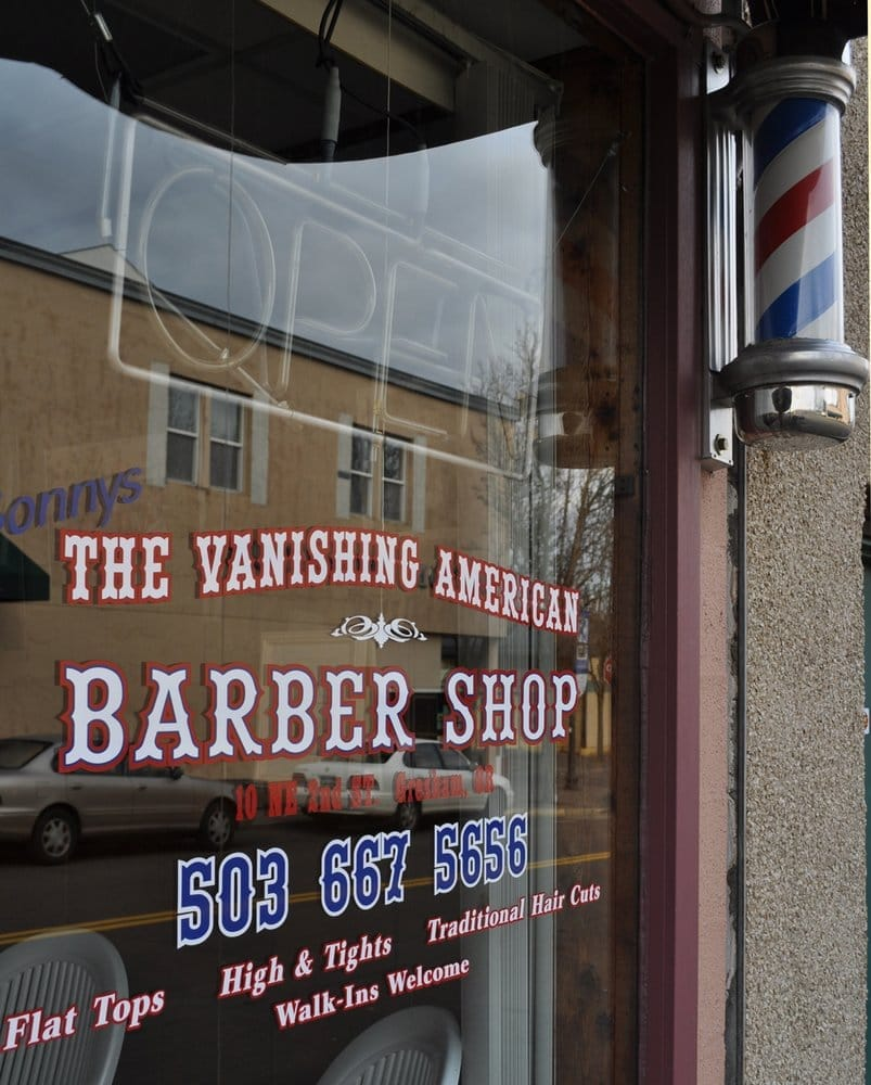 Vanishing American Barber Shop - Barbers - 10 NE 2nd St, Gresham, OR ...