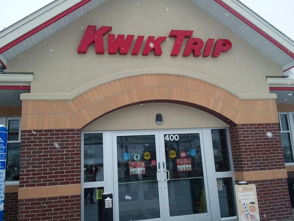 Kwik Trip: 400 E Dual Blvd NE, Isanti, MN
