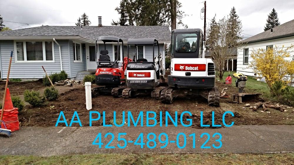 Marysville AA Plumbing: 280 State Ave, Marysville, WA