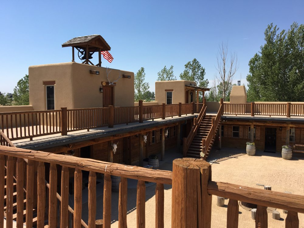 Platte River Fort: 22999 E Hwy 34, Greeley, CO
