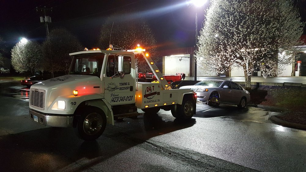 First Line Towing & Recovery: 2017 Hwy 75, Blountville, TN