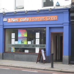 Internet Cafe Rathmines