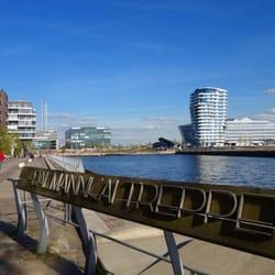Treppe Hamburg dalmannkai treppen landmarks historic buildings am kaiserkai
