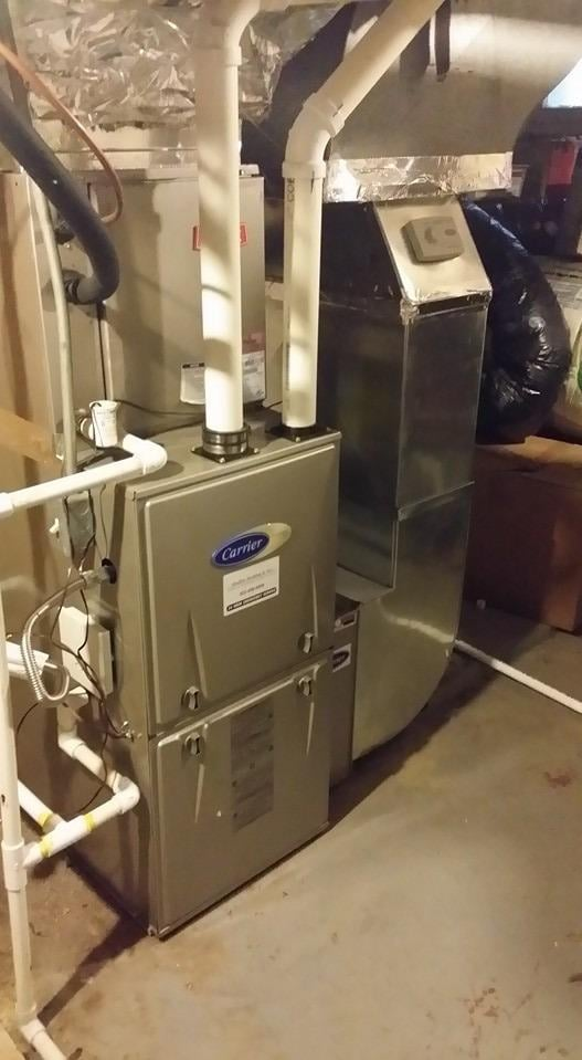 96 2 Efficient Carrier 2 Stage Performance Furnace