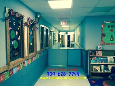 Kids World Academy Orange Park: 2121 Constitution Dr, Orange Park, FL