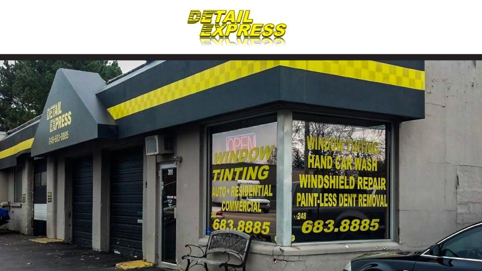 Detail Express Auto Detailing 3091 Orchard Lake Rd