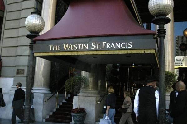 Restaurants Near Westin St Francis Union Square