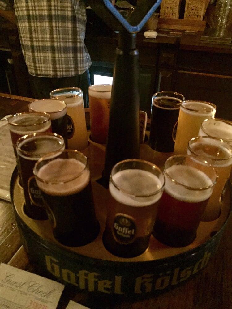 Arts And Crafts Beer Parlor New York Ny