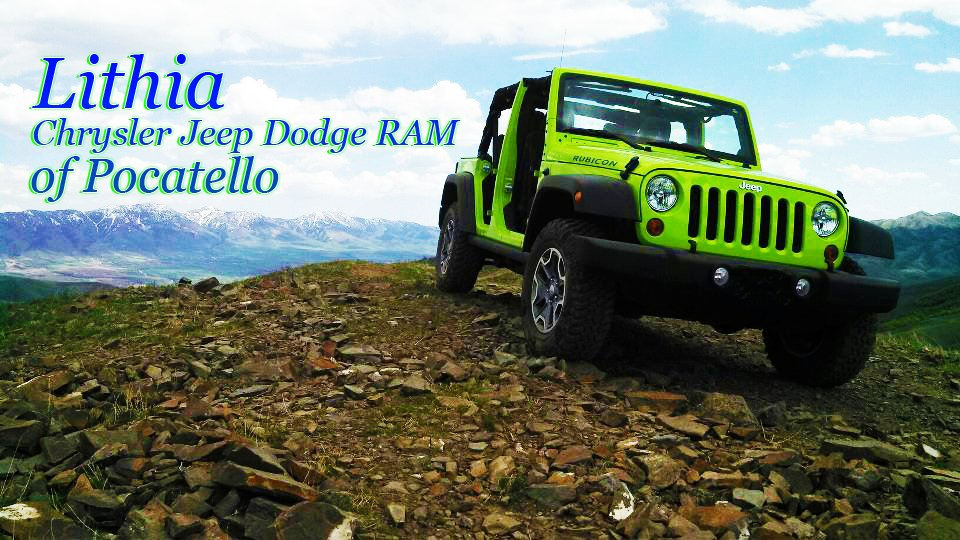 Lithia Chrysler Jeep Dodge Ram of Pocatello - 11 Photos