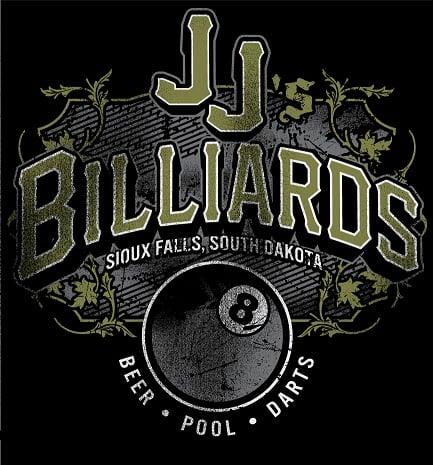 JJ's Billiards: 309 S Elmwood Ave, Sioux Falls, SD