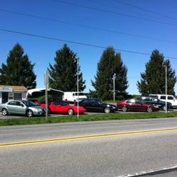 Brooks Motor Company Car Dealers 3242 Oregon Pike