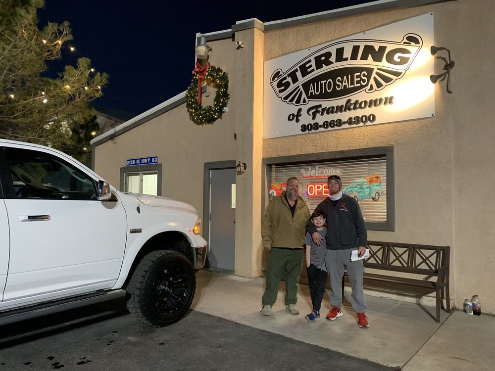Sterling Auto Sales: 2128 N Hwy 83, Franktown, CO