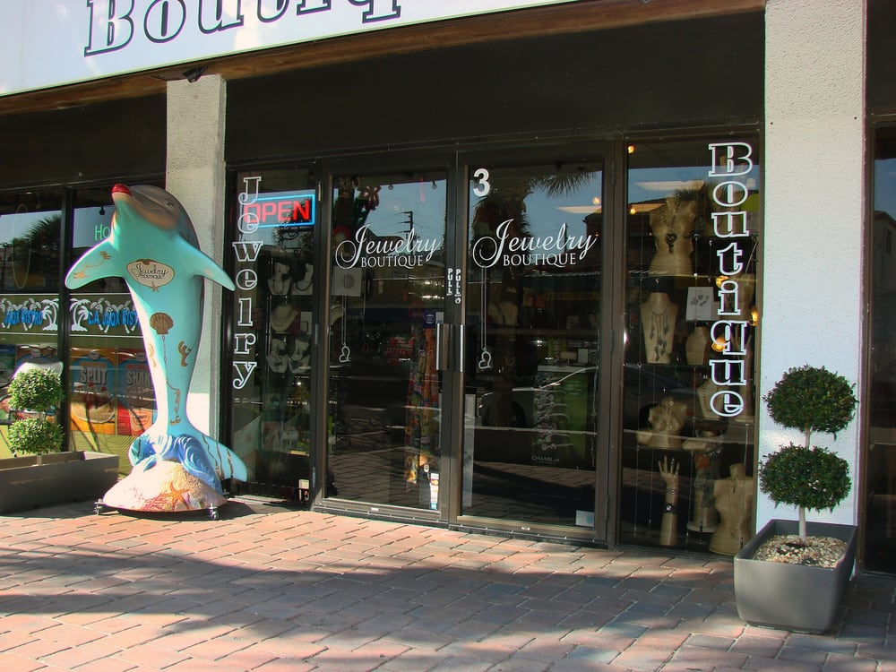 Jewelry Boutique: 400 Mandalay Ave, Clearwater Beach, FL