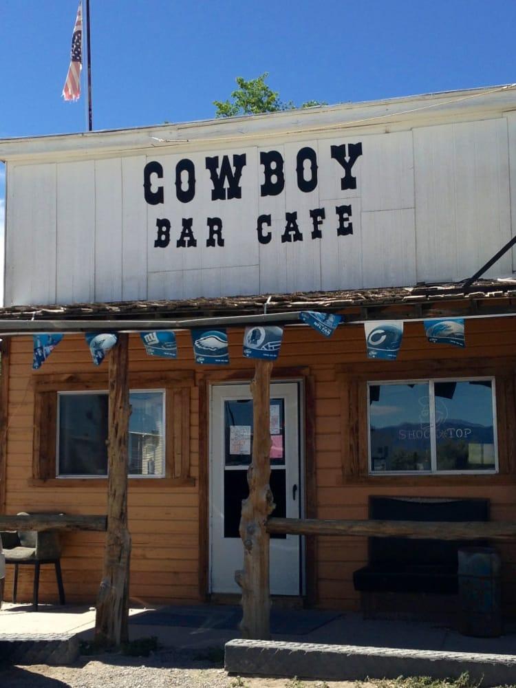 Cowboy Bar & Cafe: 443 Front St, Montello, NV