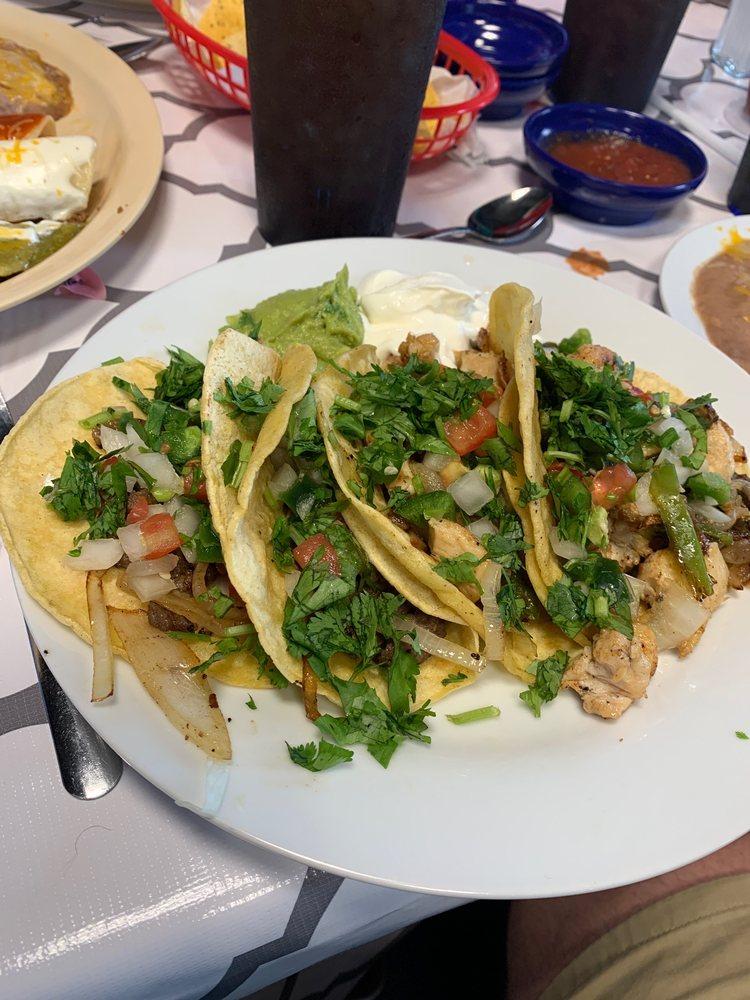 Food from Oscar's Mexican Restaurant