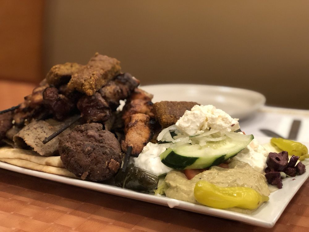 Food from Greek American Eatery