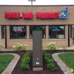 Family Care Pharmacy Pharmacy 3782 Fort St Downriver Lincoln