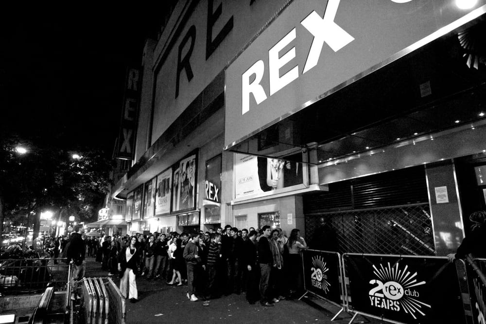 Photo de Le Rex Club - Paris, France. Rex Club