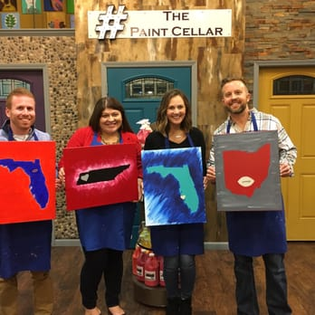 Photo of The Paint Cellar - Carmel IN United States  sc 1 st  Yelp & The Paint Cellar - 37 Photos u0026 10 Reviews - Paint u0026 Sip - Carmel IN ...