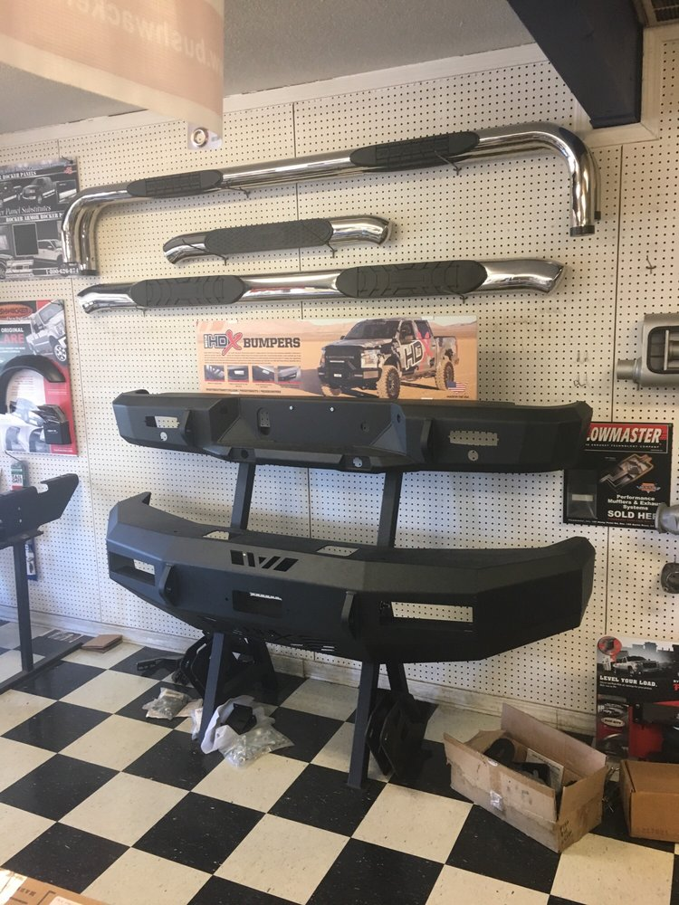 Custom Muffler & Hitch Center: 502 Union Ave, Grants Pass, OR