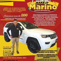 Photo Of Marino Chrysler Jeep Dodge Chicago Il United States
