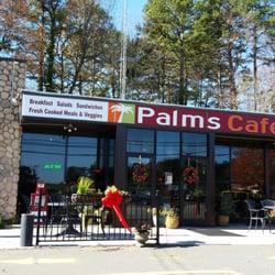 The Palms Restaurant Salisbury Nc