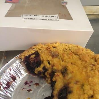 The Cake Box Bakery Lafayette Ca
