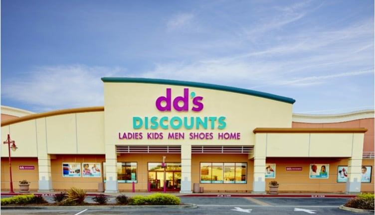 dd's DISCOUNTS: 781 W 2nd St, San Bernardino, CA