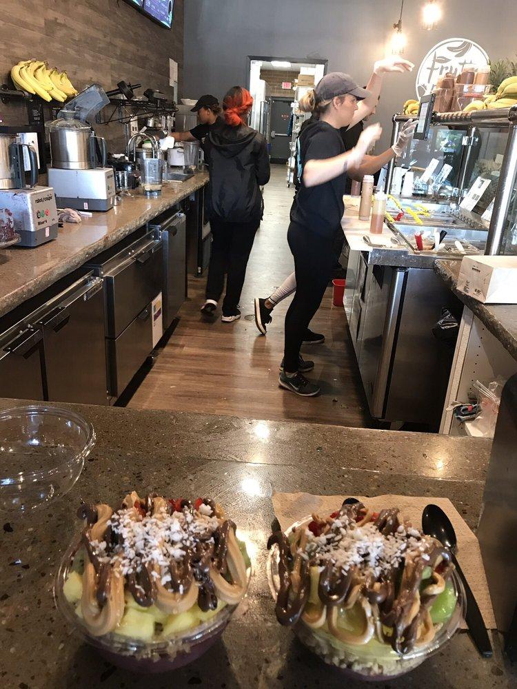 Social Spots from Frutta Bowls - Montgomery