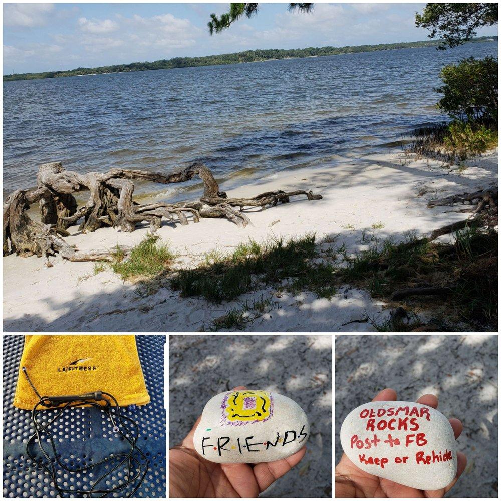 Mobbly Beach Park & Mobbly Bayou: 807 Shore Dr E, Oldsmar, FL